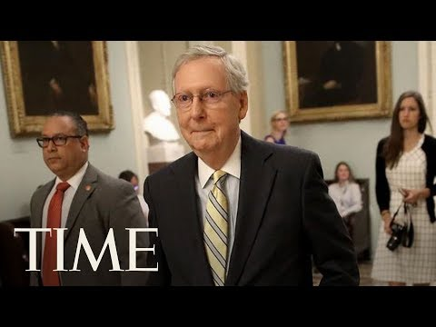 Mitch McConnell Defends Reworked Health Care Bill, Ted Cruz Demands Low-Cost Health Care | TIME