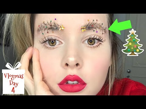 Cindy Spicer - Christmas Tree Brows Are a Thing