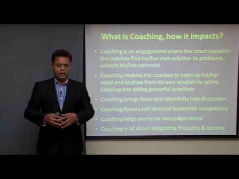 Coaching for Performance Leadership Learning Program - Part 2