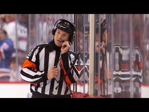 The officiating somehow got worse for the Canadiens in Game 3