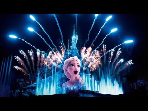 Premier: Disney Illuminations - Disneyland Paris: BEST Disney Show EVER! (FULL SHOW 4K)