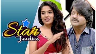 Actor Daniel Balaji & Actress Archana Kavi in Star Junction (23/11/2014)