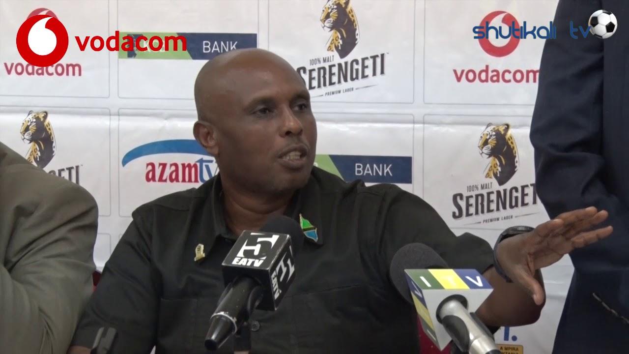 RAISI WA TFF AFAFANUA UJIO WA RAISI WA FIFA TANZANIA | ATAJA FAIDA TUTAKAZONUFAIKA NAZO