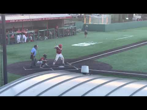 Quinn Madden Double To Left At University Of Maryland