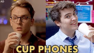 Cup Phones - JACK AND DEAN