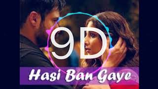 Hasi l hamari adhuri kahani l official 8d music