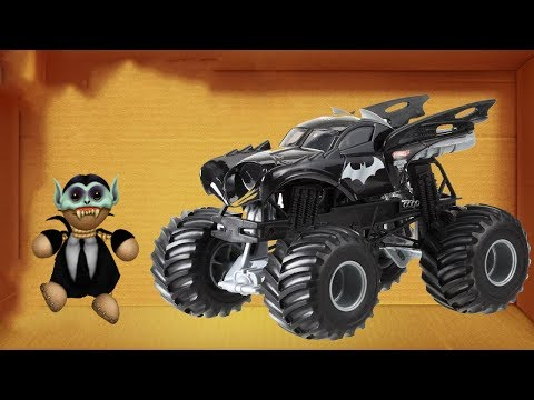Buddy Vampire vs Monster Truck - The Buddy - Kich The Buddy