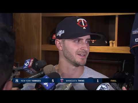 Twins' Odorizzi: 2019 Season Was The Most Fun He's Had In Big Leagues