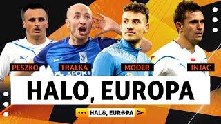 PESZKO, TRAŁKA, INJAC I MODER O LECH - STANDARD | HALO, EUROPA
