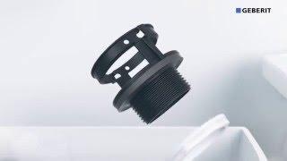 Geberit - vypouštěcí ventil