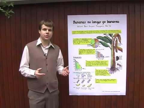 Science presentation skills