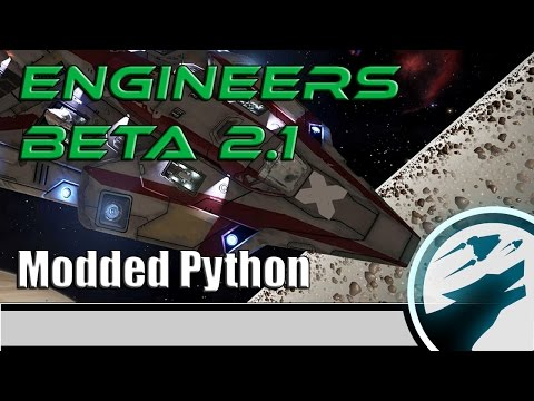 Engineers Beta 2.1 - Modded Python