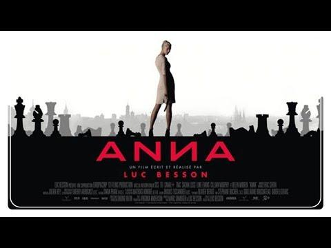 Anna De Luc BESSON - La Critique De La Semaine