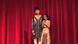 Srujan & Srushti - enagali munde saagu nee - bala bangara neenu