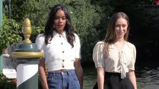 Laura Harrier, Alycia Debnam-Carey and more at the Venice Film Festival 2017