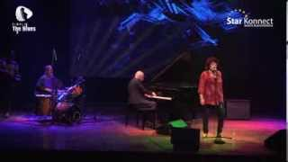 "The Empty Bed Blues - DANA GILLESPIE at ""Simply The Blues"" concert in Mumbai, India"