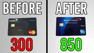 How to Boost your UK Credit Score FAST [UK]