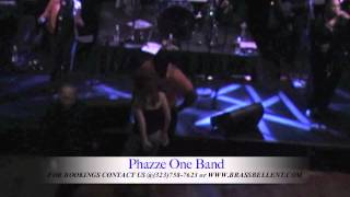 Dance Band -  Phazze One Band Live!! @ Fantasy Spring Casino in Indio, ca