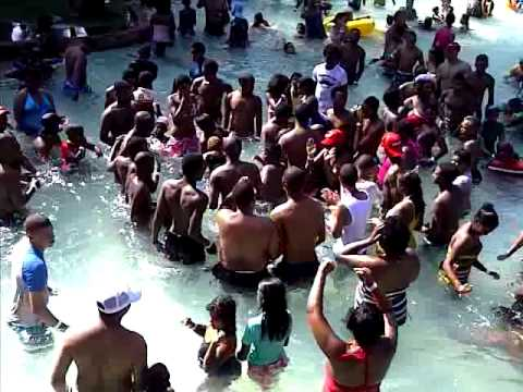South Beach Pool Party