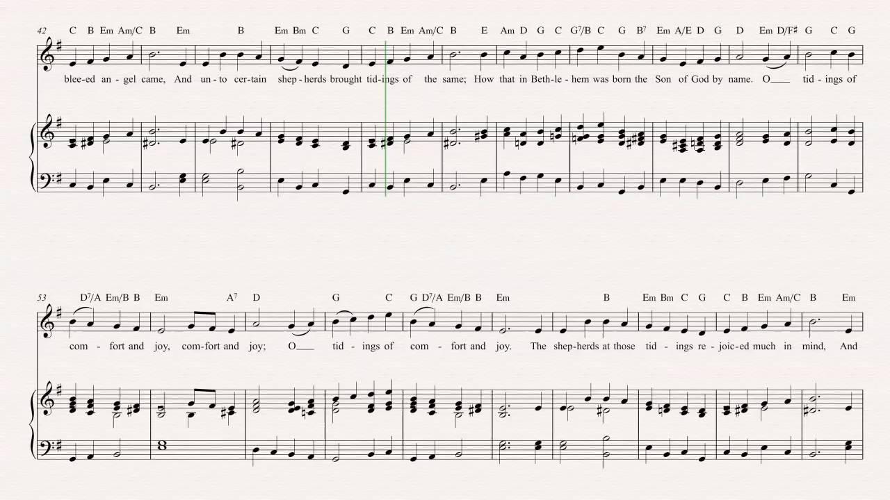 Flute god rest ye merry gentlemen christmas carol sheet flute god rest ye merry gentlemen christmas carol sheet music chords vocals hexwebz Image collections