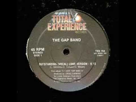 Outstanding The Gap Band