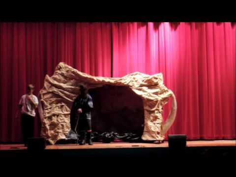 Prescott Mile High Middle School - Lion King Performance 2015