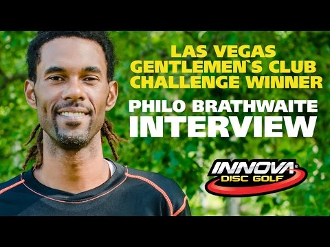 Gentlemen's Club Challenge 2016 Champion Philo Brathwaite Interview