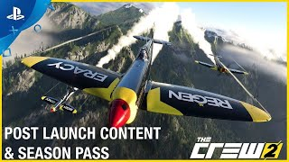 The Crew 2 - E3 2018 Post Launch Content & Season Pass | PS4