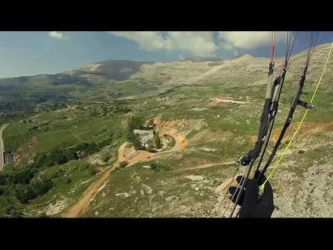 Dance With The Wind - Paragliding Sannine - Roger Sawaya 16/05/2018