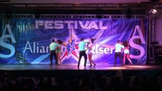 FESTIVAL ALIANZA SALSERA 2015 - CABUDARE AVANZADO