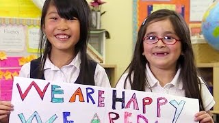 "What Makes Kids Happy? (""Happy"" by Pharrell Williams)"