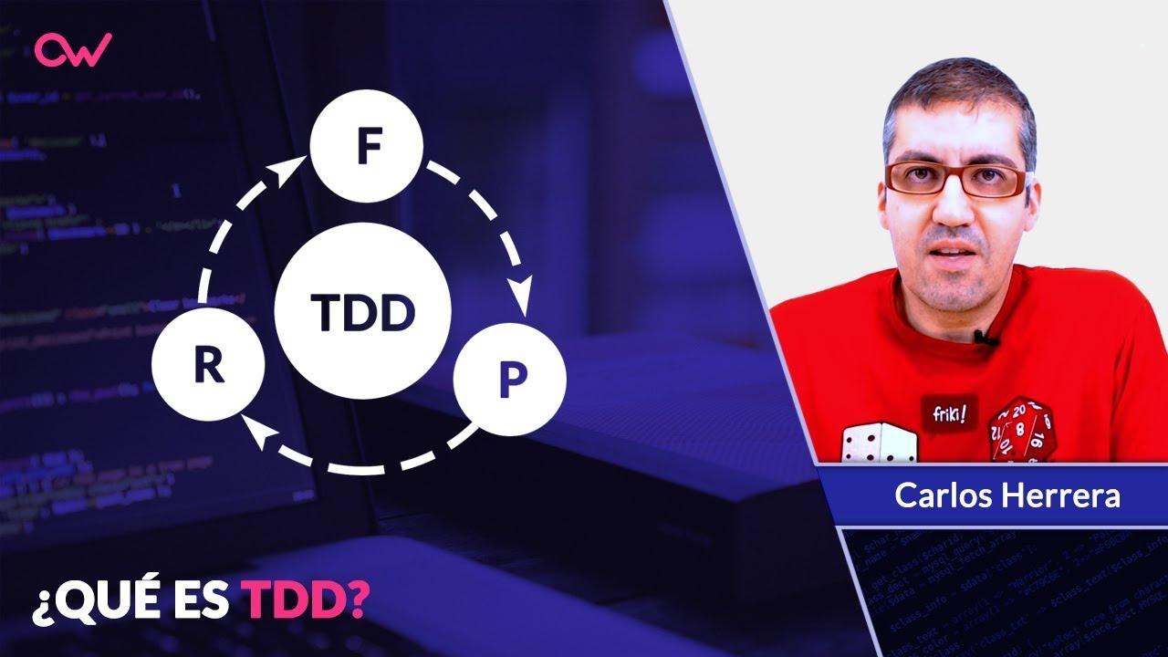 Qu es tdd test driven development youtube qu es tdd test driven development baditri Images