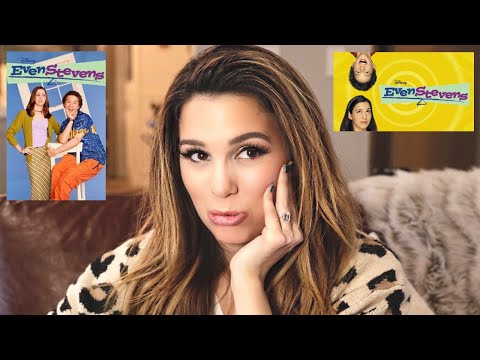 Christy Carlson Romano REACTS To Her EVEN STEVENS Scenes