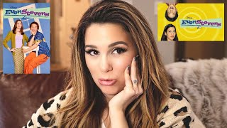 Christy Carlson Romano REACTS to her EVEN STEVENS scenes YouTube Videos