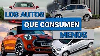 Los autos que consumen menos gasolina en México para 2019 | Autocosmos Video