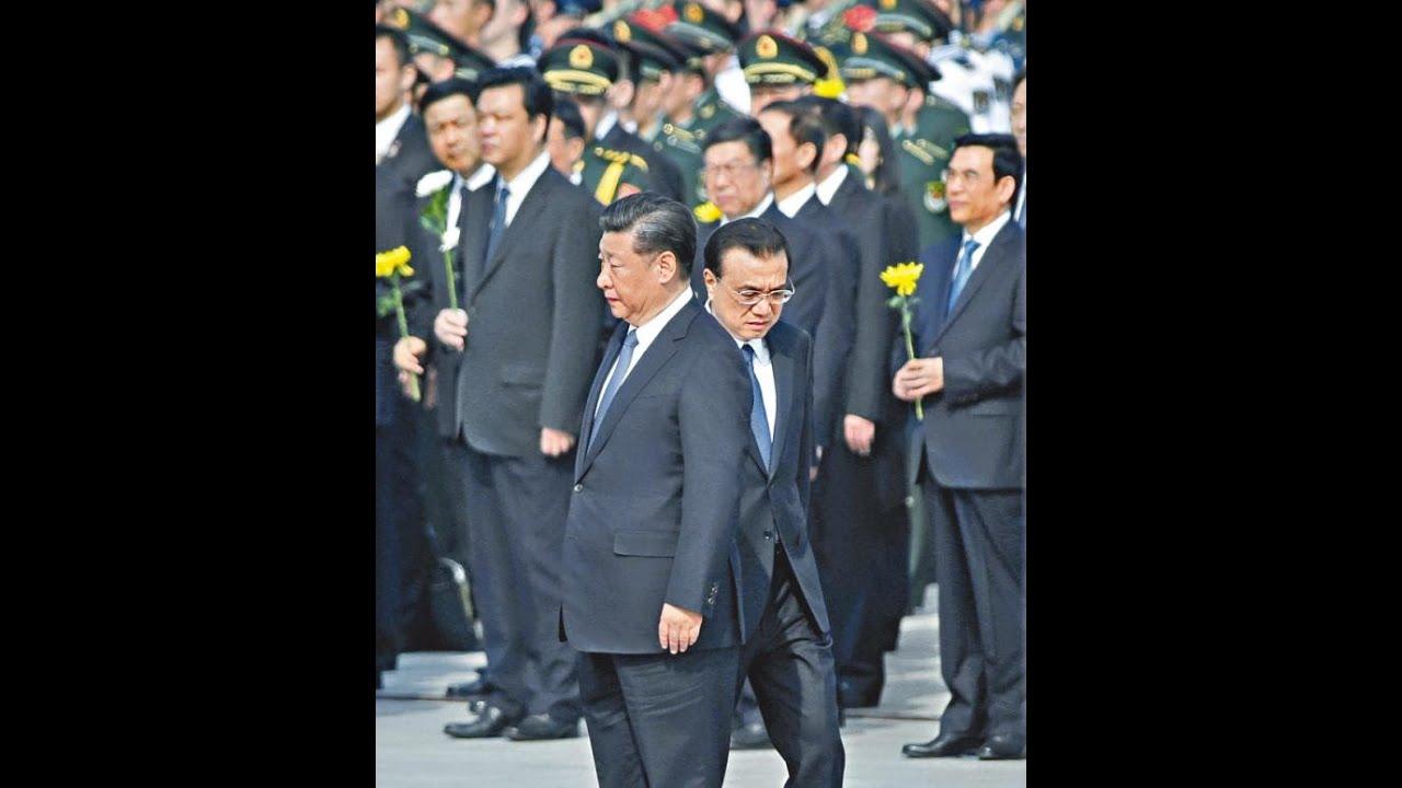 急了!习家军抛出狂想版:韩正当总理!刘鹤委员长。让李克强出局!副总理全姓习