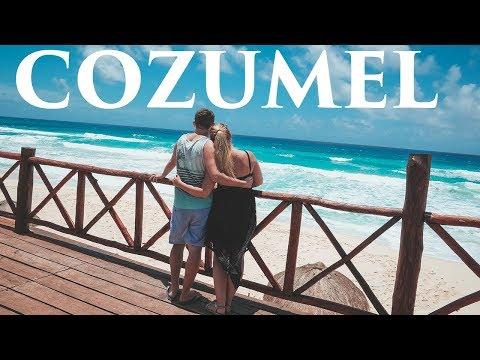 Exploring Cozumel, Mexico