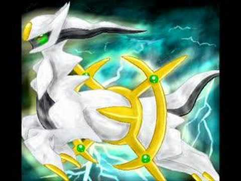 Pokemon Diamond and Pearl Arceus Battle Music