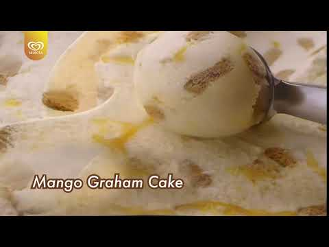 Movie Time Na With Selecta Mango Graham Cake!