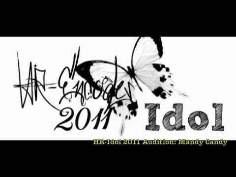 HR-Idol  Audition: Mandy Candy