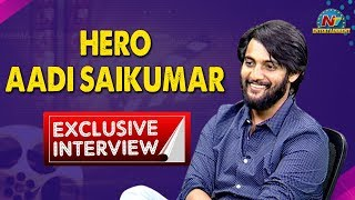 Aadi Sai Kumar Exclusive Interview | Operation Gold Fish Movie | NTV Entertainment