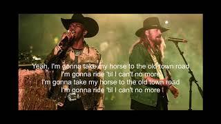 Baixar Old town road (remix) | Lil Nas X feat. Billy Ray Cyrus | Single | Lyrics