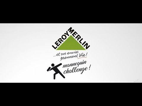 MANNEQUIN CHALLENGE - LEROY MERLIN