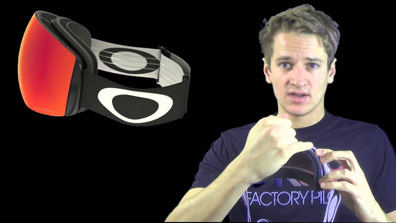 91433fbcd835 Oakley Flight Deck XM Goggles - Prizm Sapphire and Iridium Review by James  from Oakley