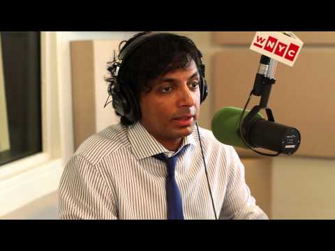M. Night Shyamalan Schools Us on Why Class Size DOESN'T Matter