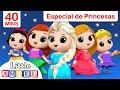 ¿te Gustan Las Princesas? Especial Todas Las Canciones De Princesas | Little Angel Español