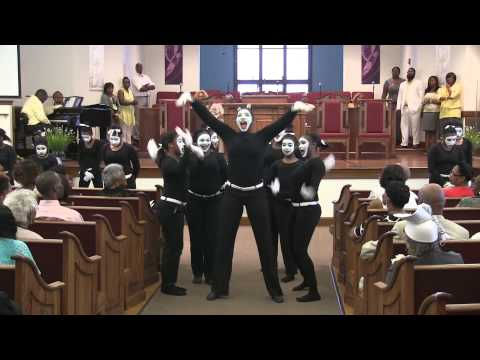 God Is Here - CGBC Silent Expressions Mime Ministry