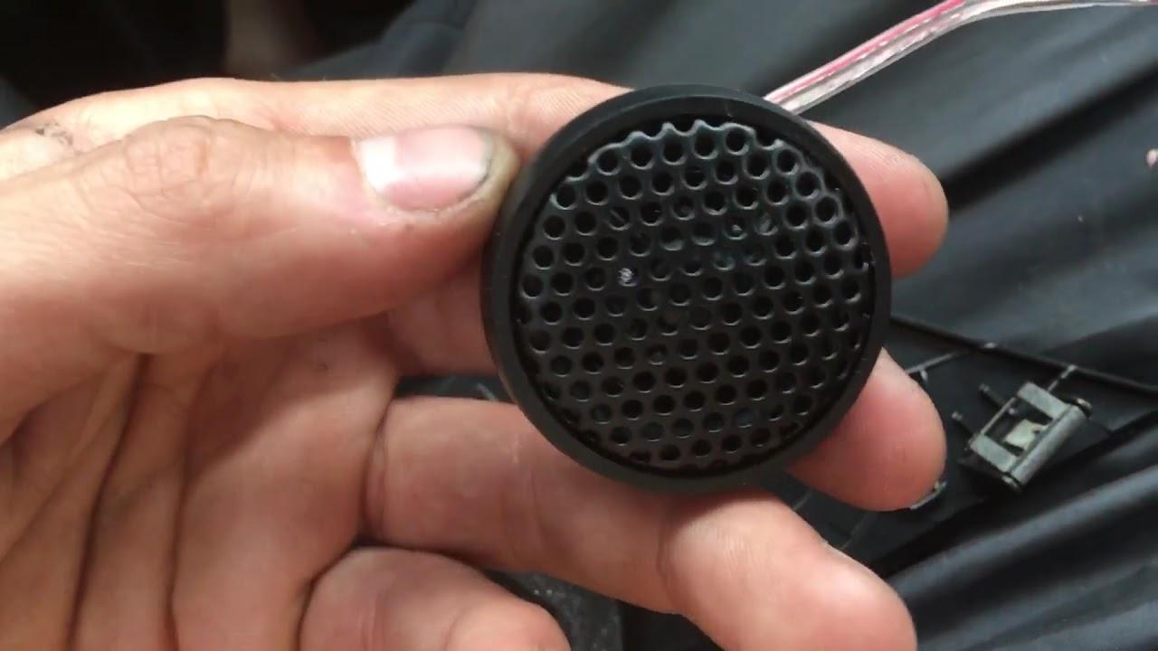 Первый обзор коаксиальной акустики УРАЛ АК 74 - YouTube