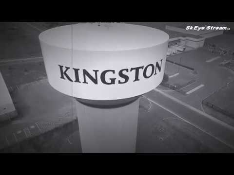 Drone montage around Kingston, Ontario