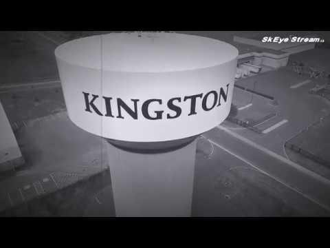 Drone montage around Kingston, Ontario
